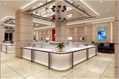 珠宝展柜厂家告诉你如何选择合适的珠宝展柜?