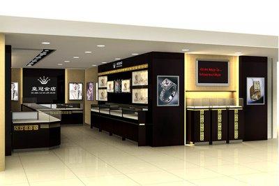 设计珠宝展柜的三大原则