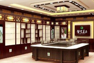 珠宝展柜厂浅谈展柜设计