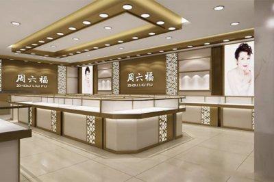 珠宝展柜厂家介绍展柜制作的具体流程,要按三步走