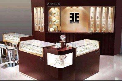 珠宝展柜定做时需了解的标准是什么