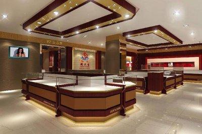 杭州卓雅浅谈制作珠宝展柜的详细流程