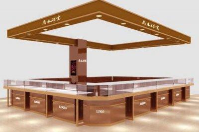 珠宝展柜设计的四大原则