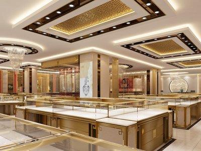 珠宝展柜厂家生产产品时常用的材料