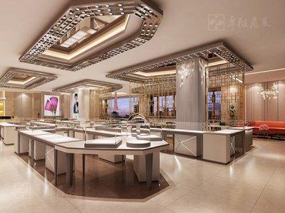 济南珠宝展柜工艺制作标准